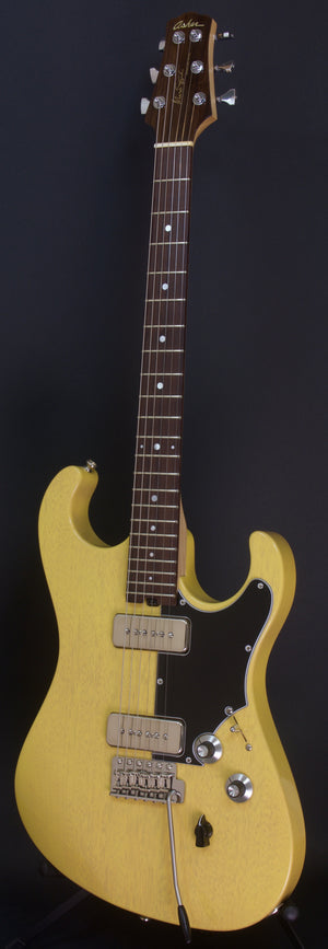 2019 Asher Marc Ford Signature Model, TV Yellow Nitro, #1125