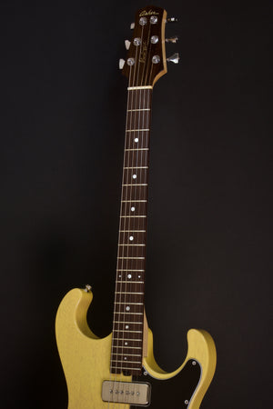 SOLD 2019 Asher Marc Ford Signature Model, TV Yellow Nitro, #1125