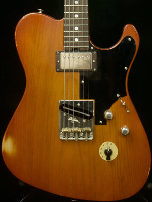 SOLD Asher HT Deluxe Tempered Build, Asher PAF / T Blade Pickups, 6.25lbs $3850.00