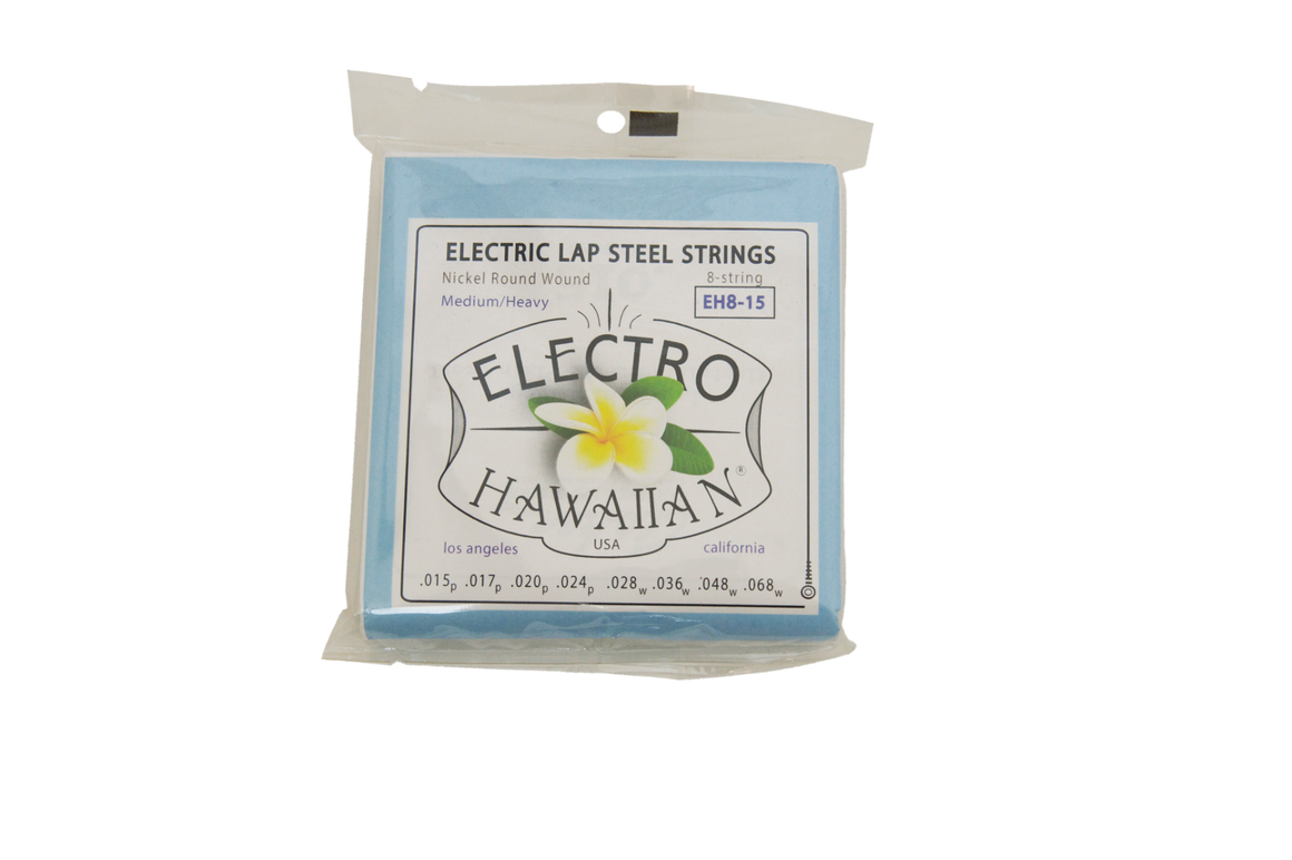 Electro Hawaiian®Lap Steel String for 8-string Hawaiian lap steel  - Single Set
