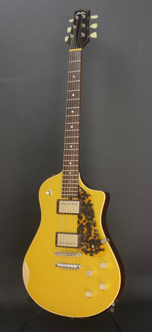 2018 Electro Sonic Gold Top Relic #1065, Duncan Antiquities and Custom Details