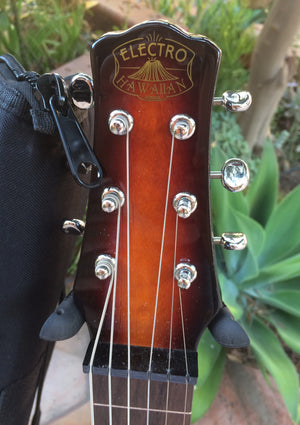 SOLD Factory Second - Asher Electro Hawaiian Junior Lap Steel - w/ Free Gig bag and Strings!