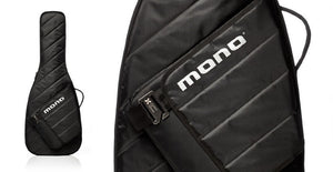 Mono Guitar Sleeve  Case - A Gig Bag, but better! Black