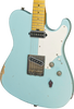 SOLD Asher 2016 T Deluxe Daphne Blue Light Relic #921, Vintage Series