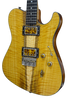 2017 T Deluxe Master Series, Flame Satinwood, #973