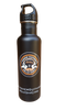 Asher Water Bottle, 24 oz, Stainless Steel - Matte Black