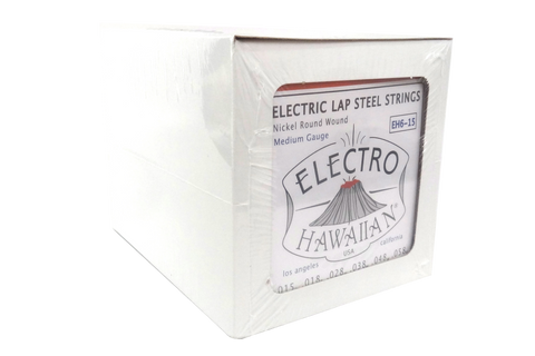 Electro Hawaiian® Lap Steel Strings - Box of 10 sets
