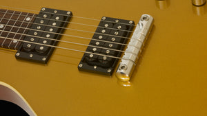 NEW Asher Electro Hawaiian® Junior Lap Steel Gold Top - More Improvements All Around!!