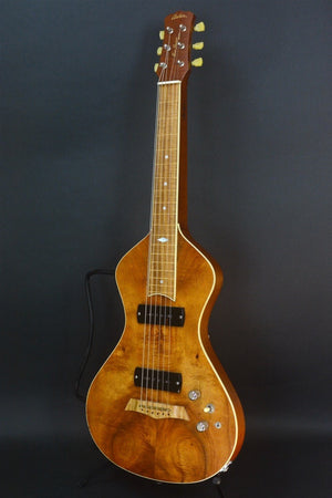 SOLD 1999 Asher Ben Harper Limited Edition I Lap Steel - GREG LEISZ Tour and Studio Guitar #014 of 70