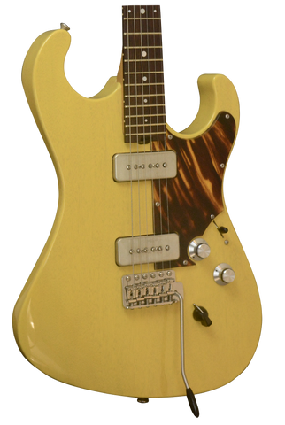 2017 Marc Ford Signature Model TV Yellow Nitro, #1009
