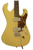 SOLD 2017 Marc Ford Signature Model TV Yellow Nitro, #1009
