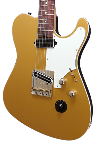 2016 Asher T Deluxe Shoreline Gold Top with Veritone Knob, #962
