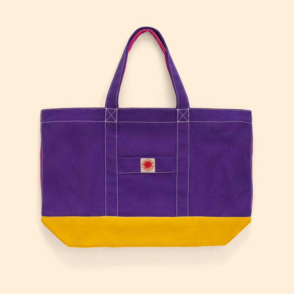 """Big Sur"" Zippered Tote (BS180017Z)"
