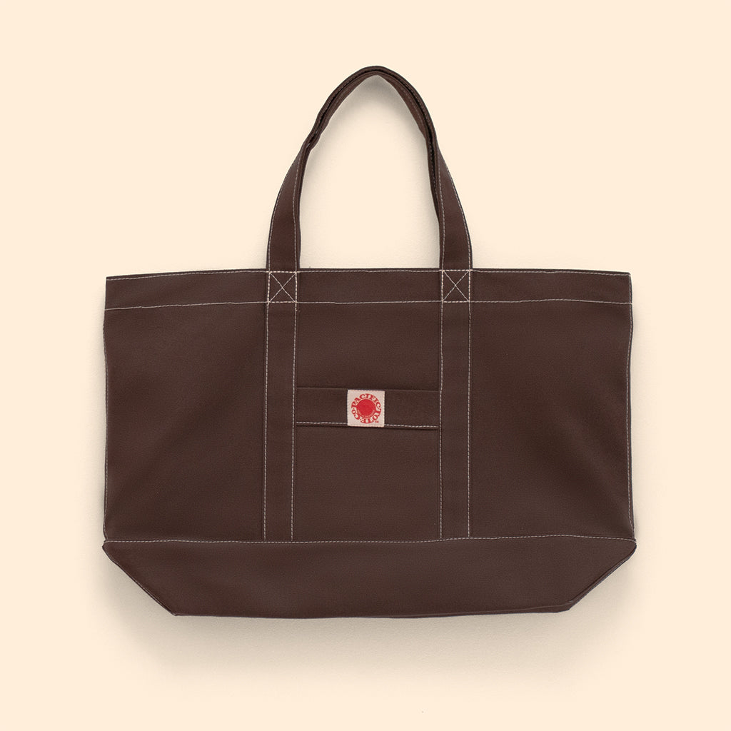 """Big Sur"" Zippered Tote (BS190008Z)"