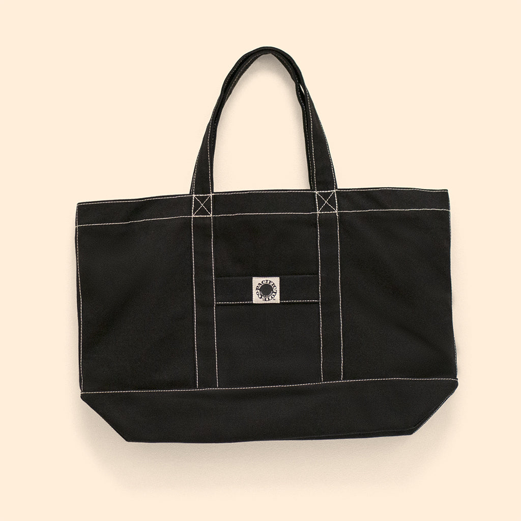 """Big Sur"" Zippered Tote (BS190001Z)"