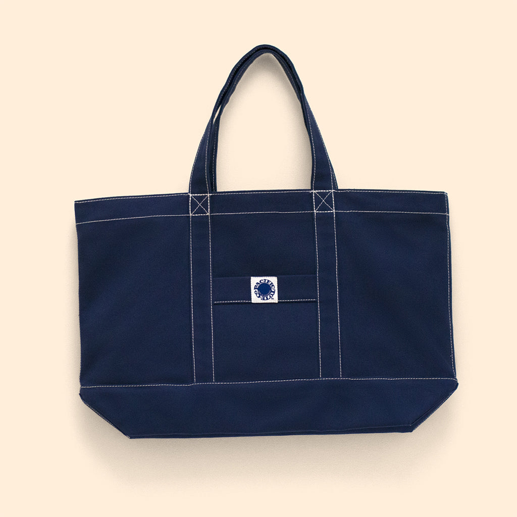 """Big Sur"" Zippered Tote (BS190002Z)"