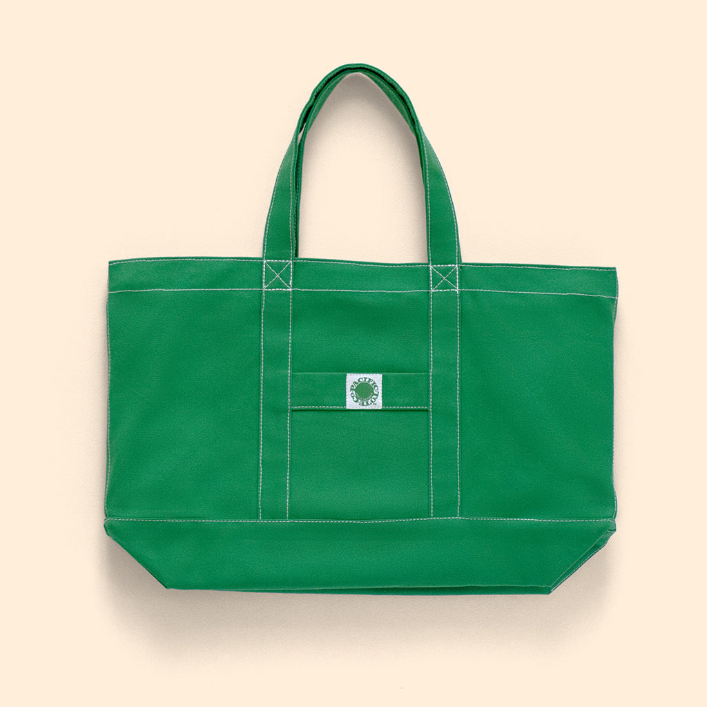 """Big Sur"" Zippered Tote (BS190005Z)"