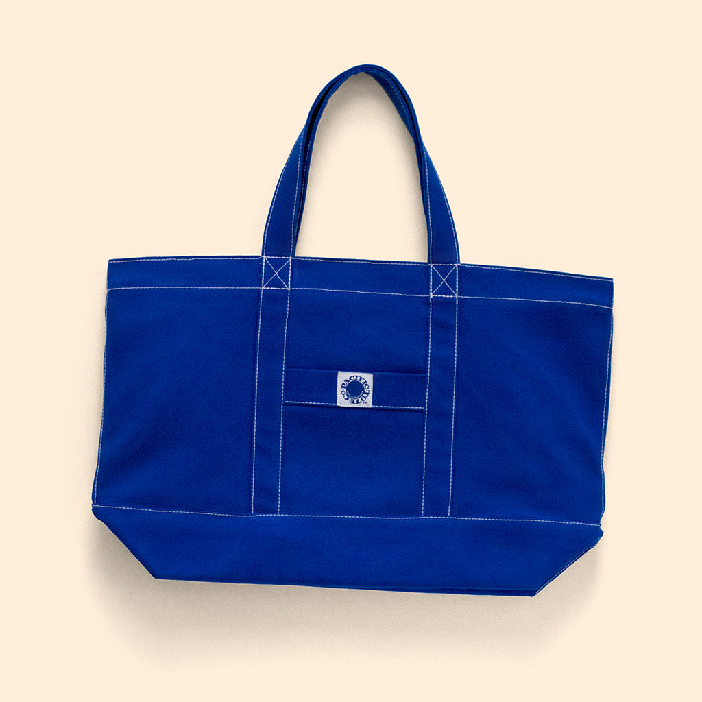 """Big Sur"" Zippered Tote (BS190003Z)"