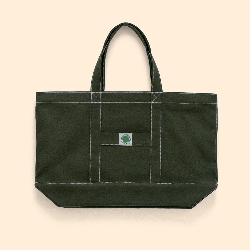 """Big Sur"" Zippered Tote (BS190004Z)"