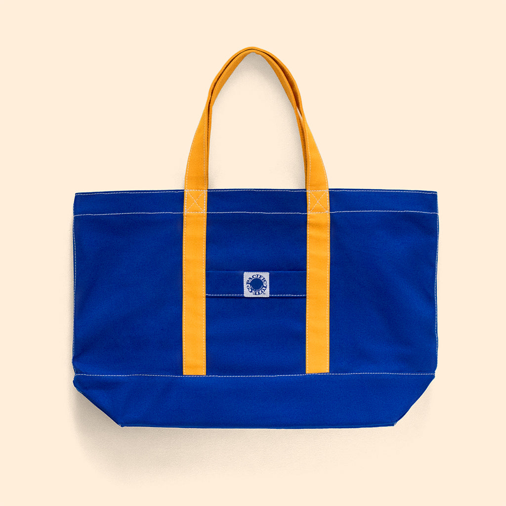 """Big Sur"" Zippered Tote (BS190010Z)"