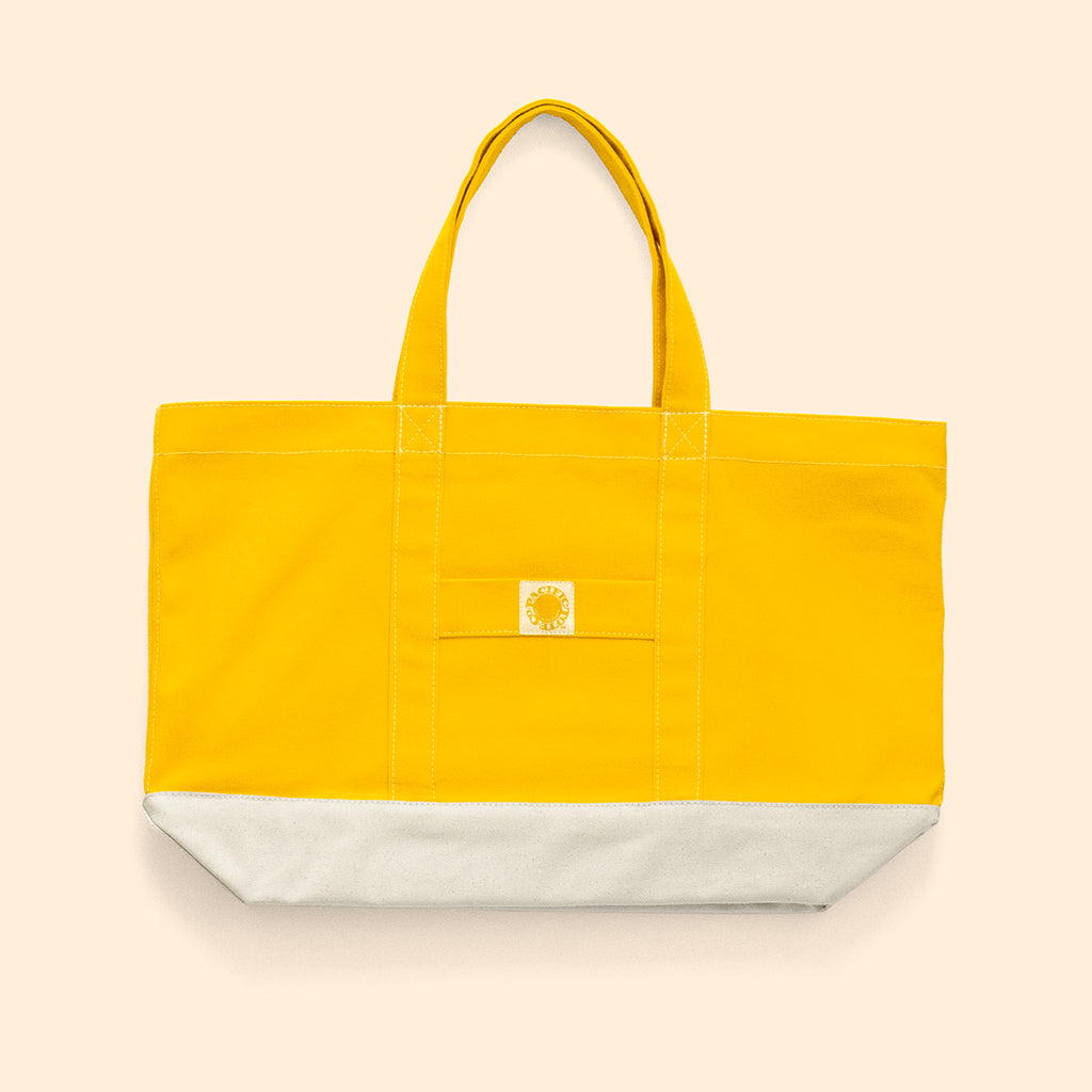 """Big Sur"" Zippered Tote (BS190014Z)"