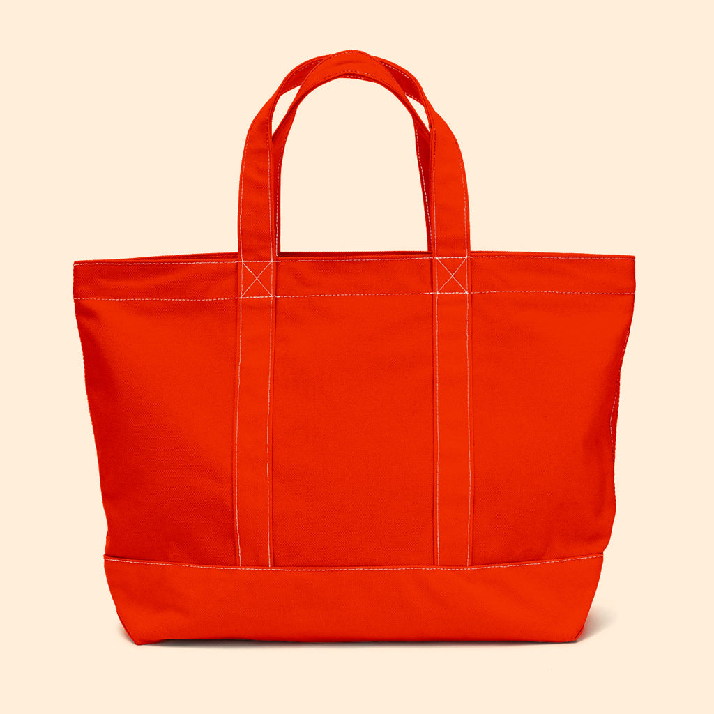 """Big Sur"" Zippered Tote (BS190006Z)"