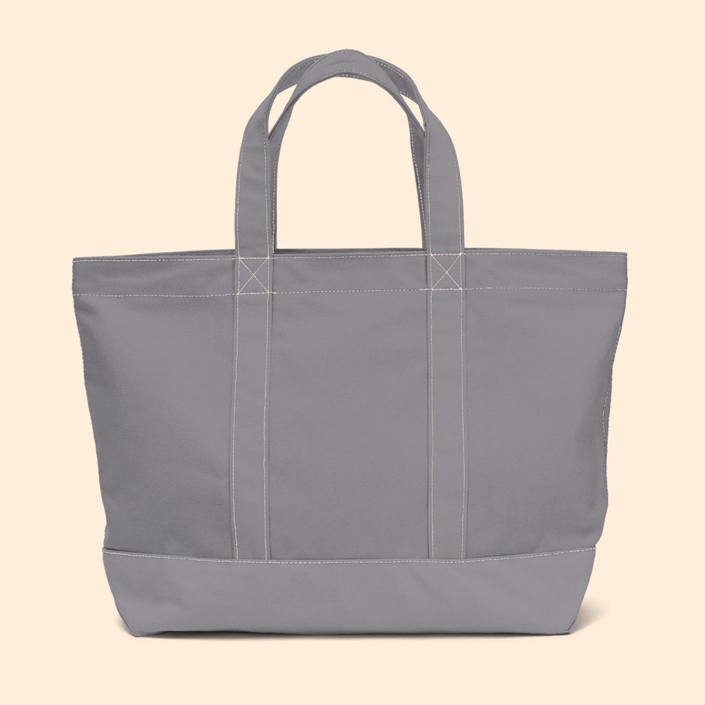 """Big Sur"" Zippered Tote (BS190007Z)"
