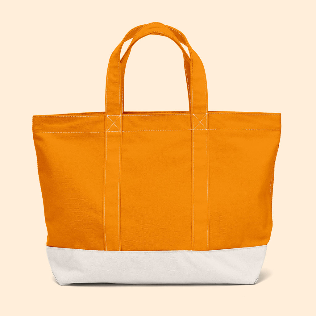 """Big Sur"" Zippered Tote (BS190013Z)"