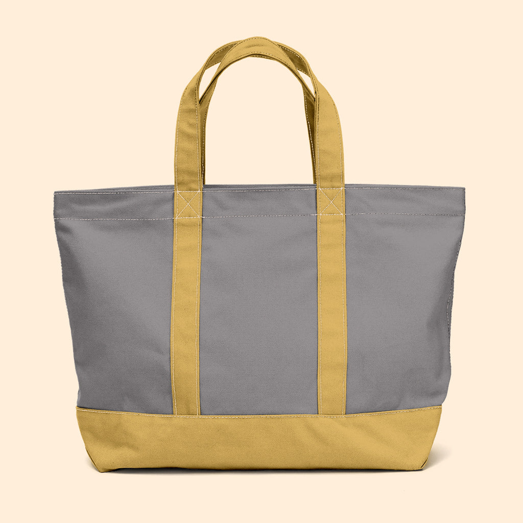 """Big Sur"" Zippered Tote (BS190016Z)"