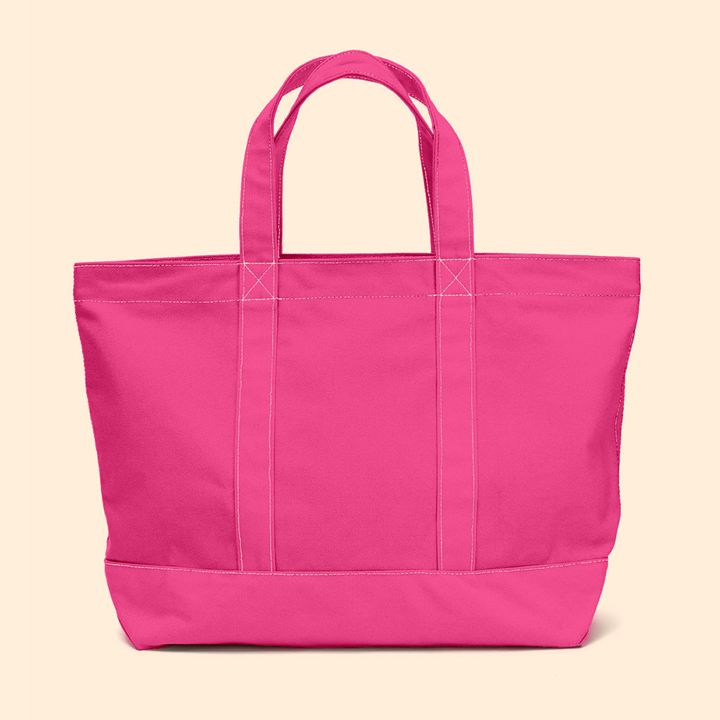 """Big Sur"" Zippered Tote (BS190027Z)"