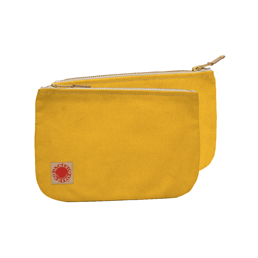 """Zuma"" Canvas Pouch (ZR150017)"