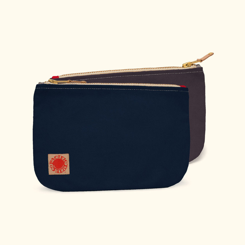 """Zuma"" Canvas Pouch (ZR150019)"