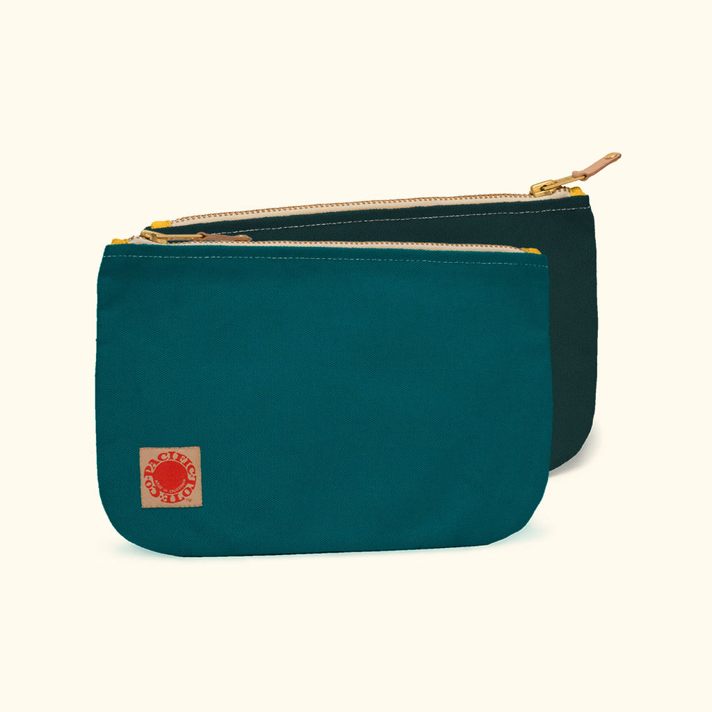 """Zuma"" Canvas Pouch (ZR150026)"