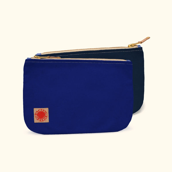 """Zuma"" Canvas Pouch (ZR160001)"
