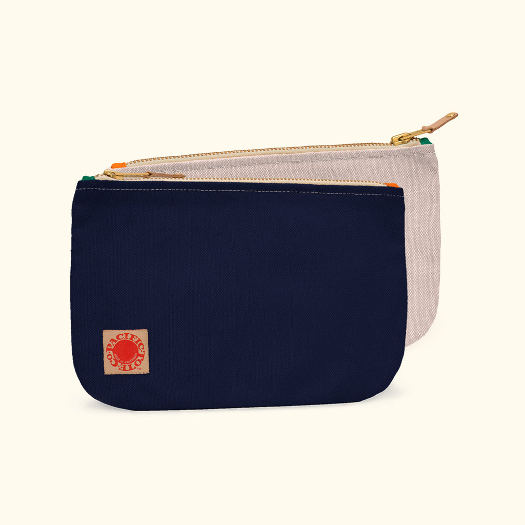 """Zuma"" Canvas Pouch (ZR170007)"