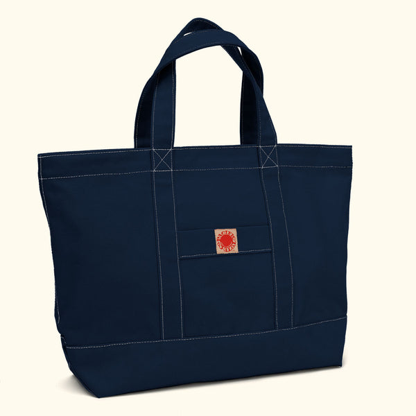 """Big Sur"" Zippered Tote (BS130020Z)"