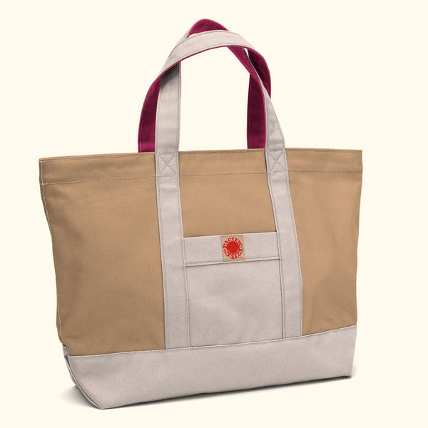"""Big Sur"" Zippered Tote (BS130026Z)"