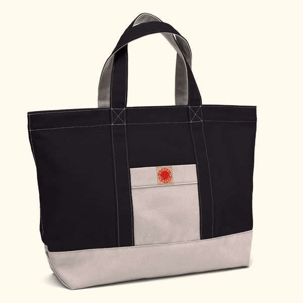 """Big Sur"" Zippered Tote (BS130029Z)"