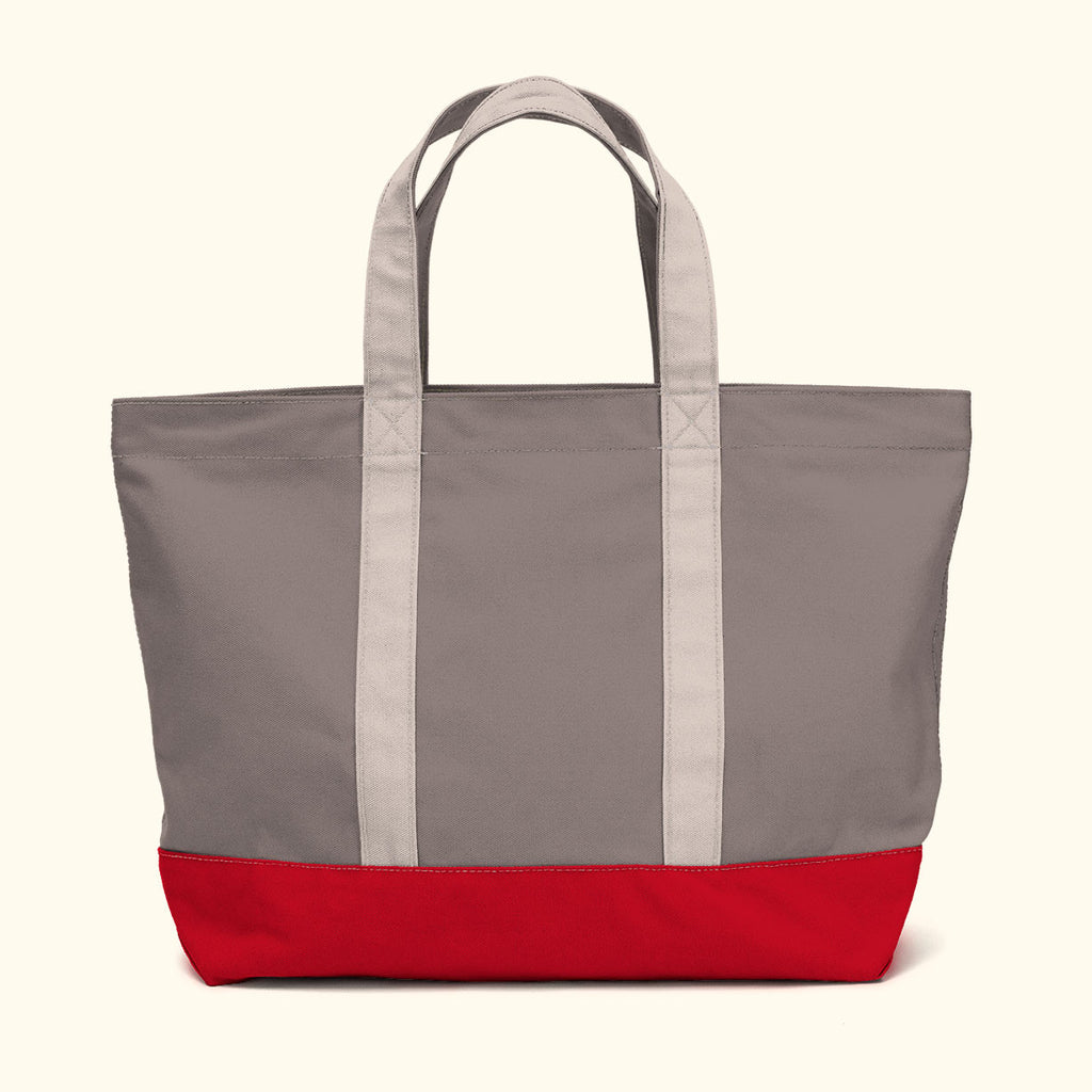 """Big Sur"" Zippered Tote (BS150001Z)"