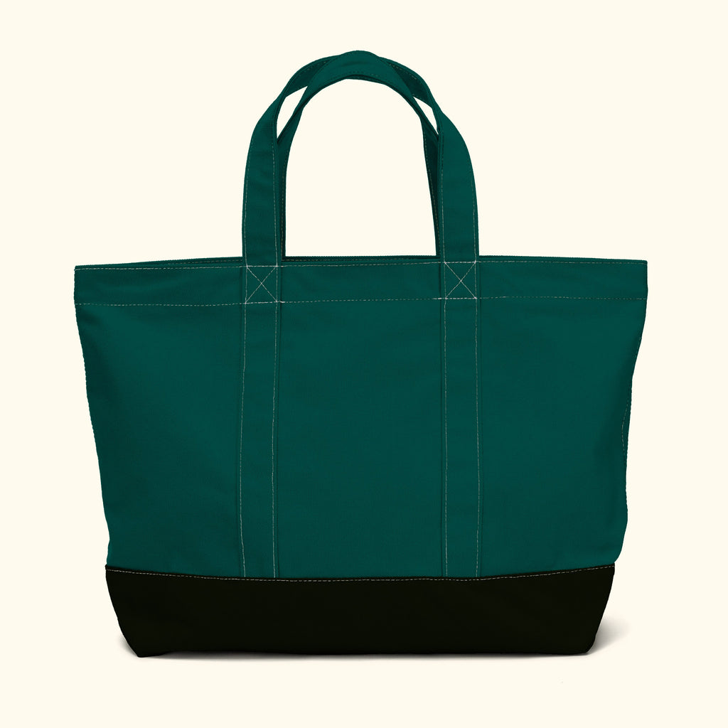 """Big Sur"" Zippered Tote (BS150041Z)"