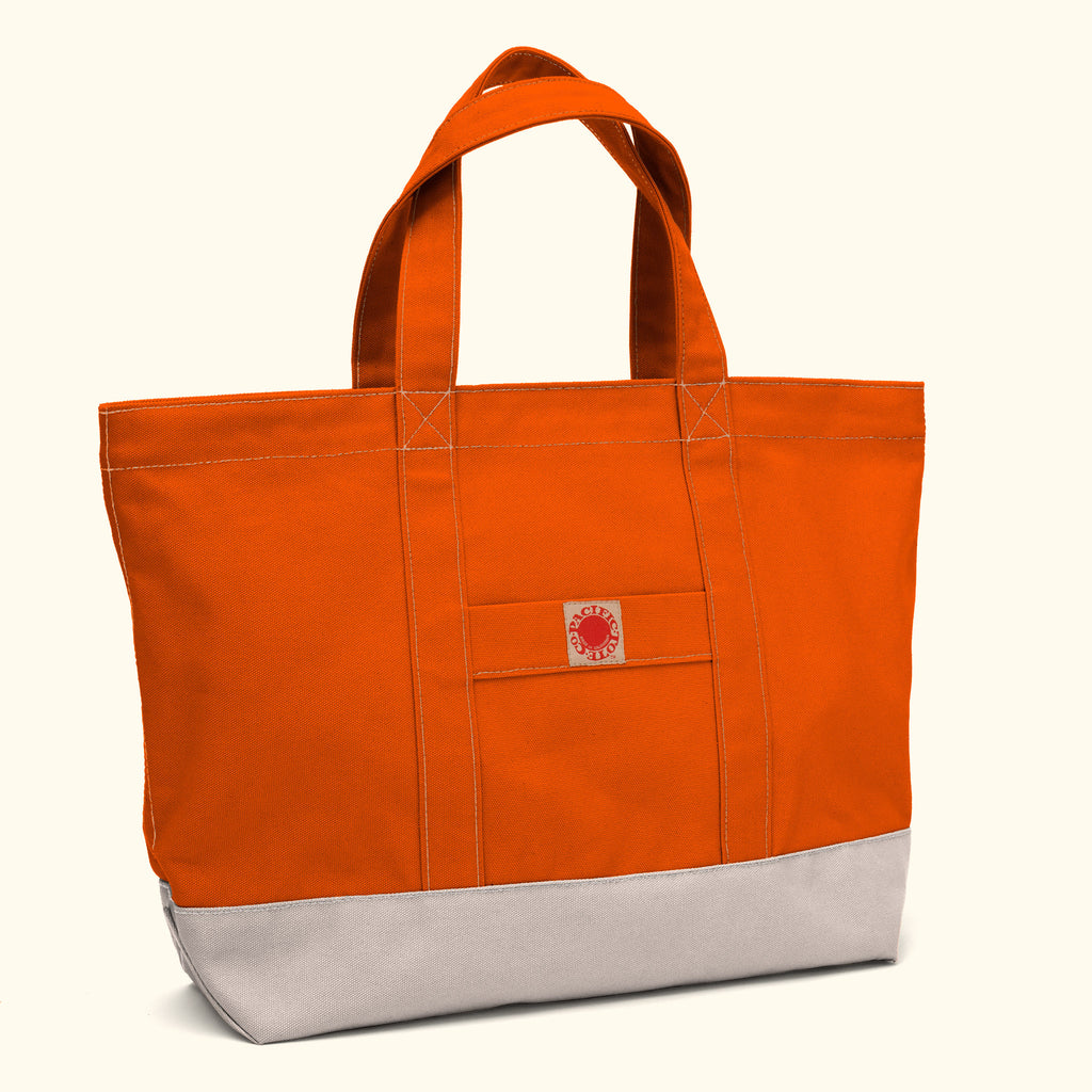 """Big Sur"" Zippered Tote (BS150043Z)"