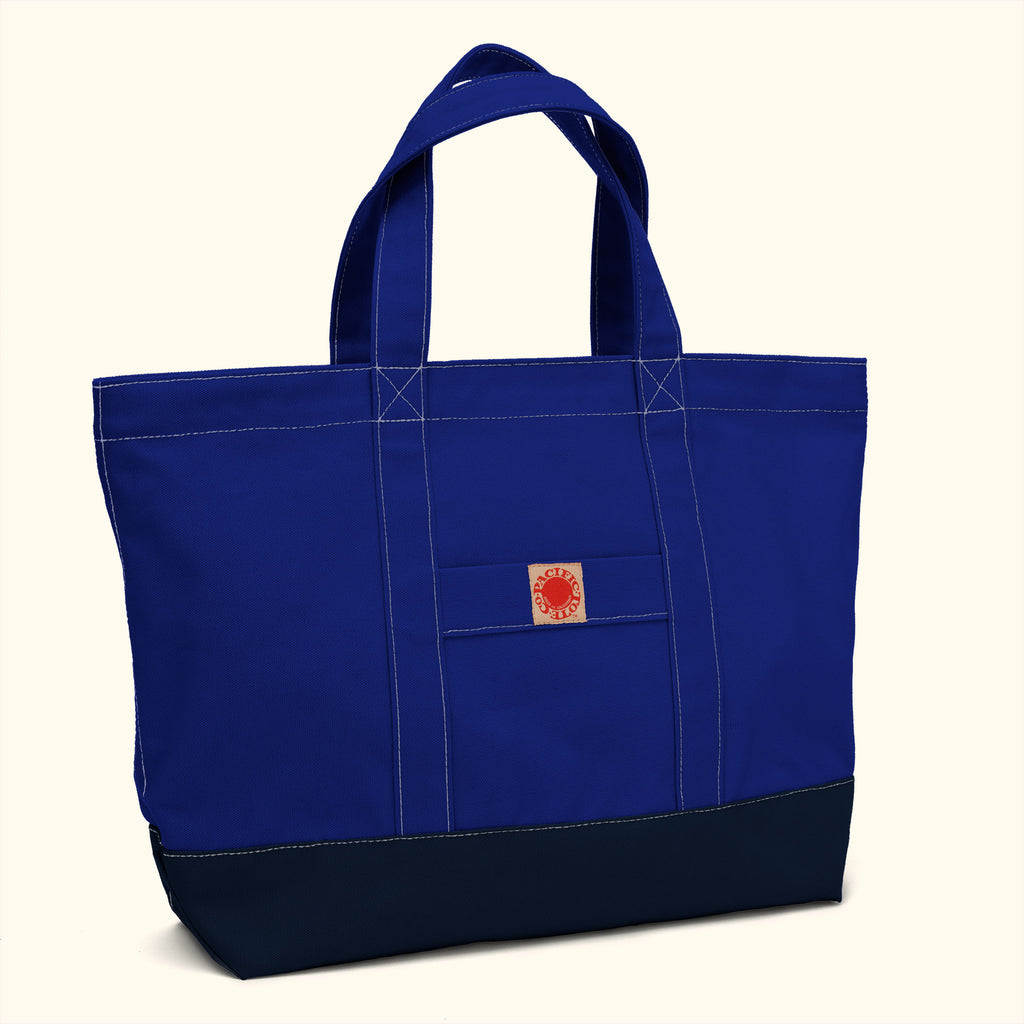 """Big Sur"" Zippered Tote (BS150044Z)"