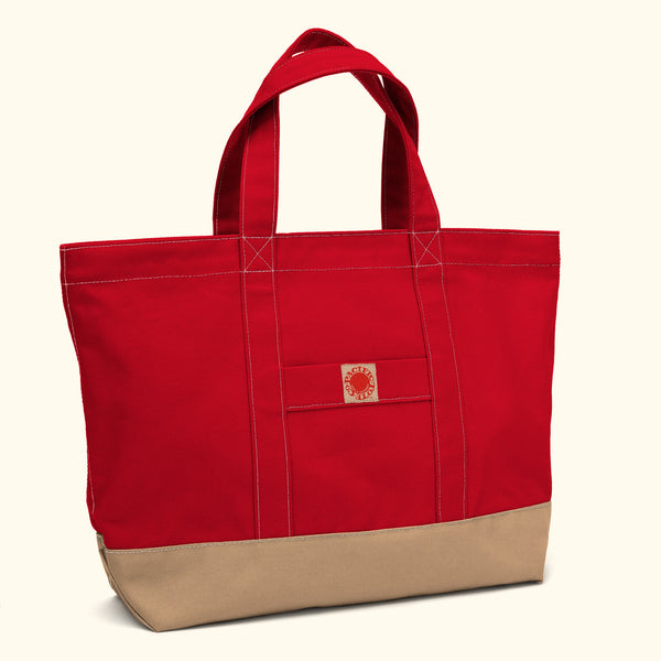 """Big Sur"" Zippered Tote (BS150045Z)"