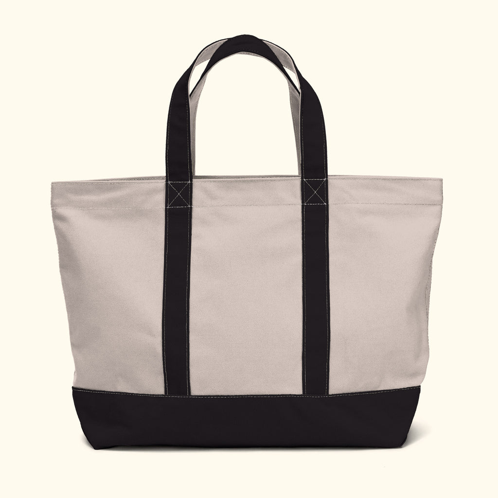"""Big Sur"" Zippered Tote (BS150047Z)"