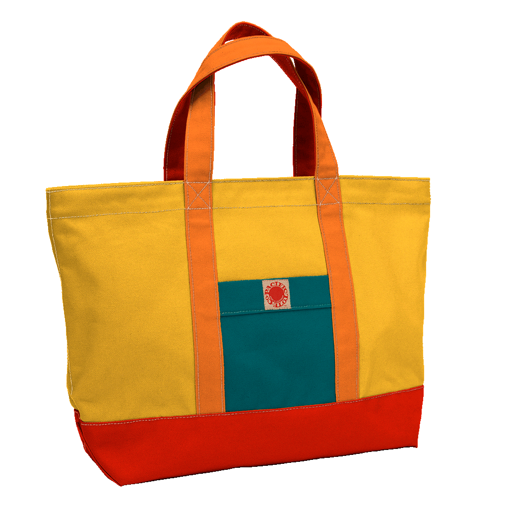 """Big Sur"" Zippered Tote (BS160005Z)"