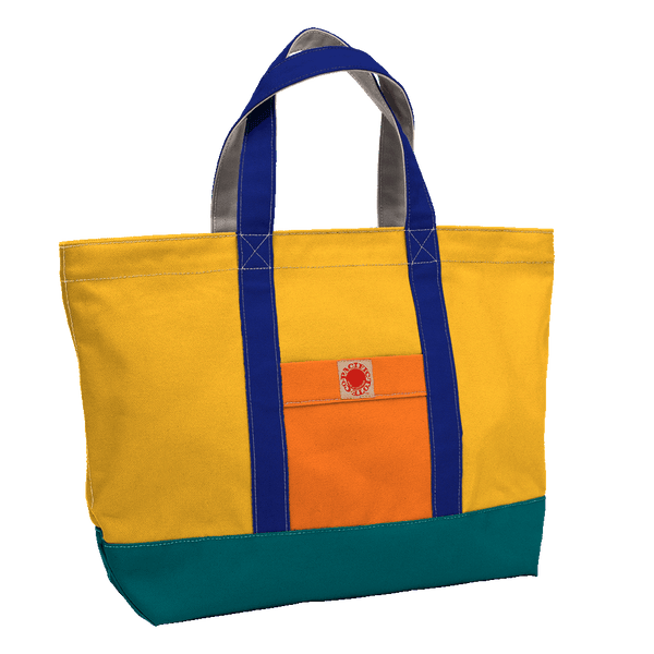 """Big Sur"" Zippered Tote (BS170022Z)"