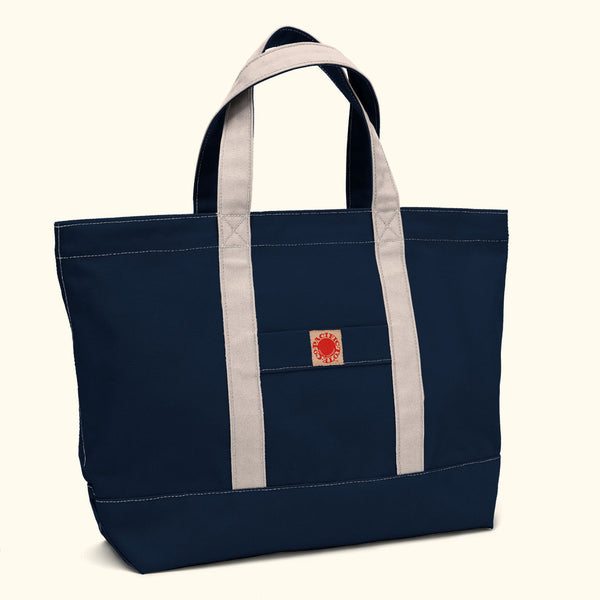 """Big Sur"" Zippered Tote (BS170023Z)"
