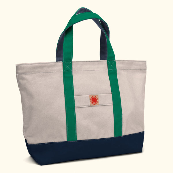 """Big Sur"" Zippered Tote (BS170026Z)"