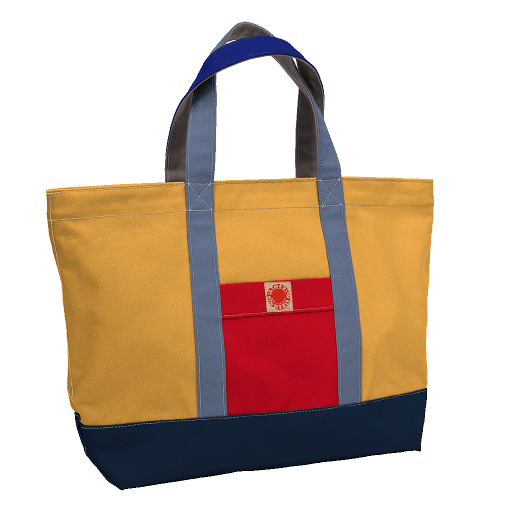 """Big Sur"" Zippered Tote (BS170028Z)"