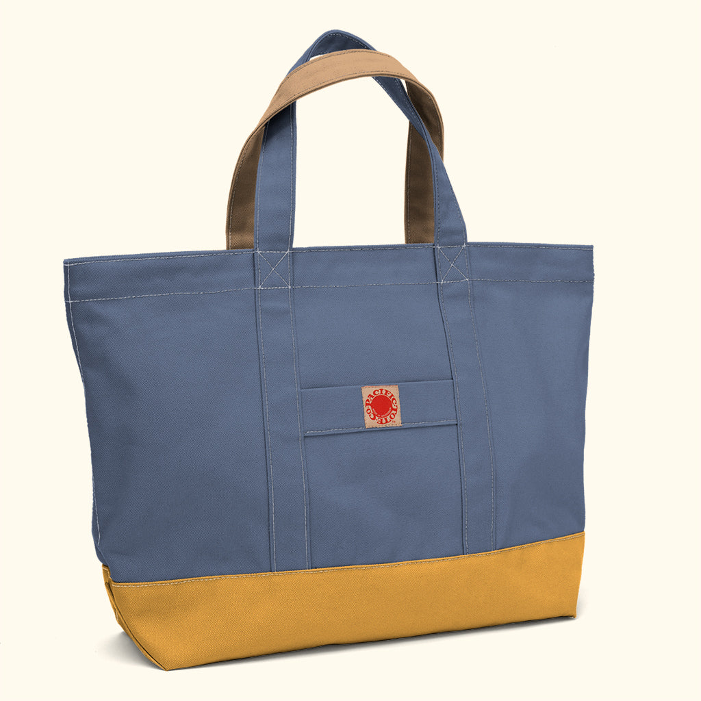"""Big Sur"" Zippered Tote (BS180005Z)"